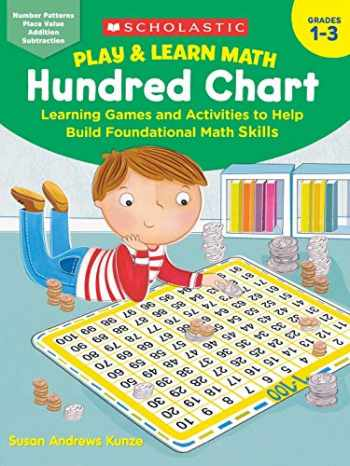 9781338264746-1338264745-Play & Learn Math: Hundred Chart: Learning Games and Activities to Help Build Foundational Math Skills