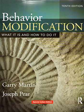 9781138744844-1138744840-Behavior Modification: What It Is and How To Do It