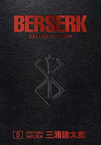 9781506715223-1506715222-Berserk Deluxe Volume 5