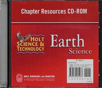 9780030464287-0030464285-Holt Science & Technology: Chapter Resources CD-ROM Earth Science