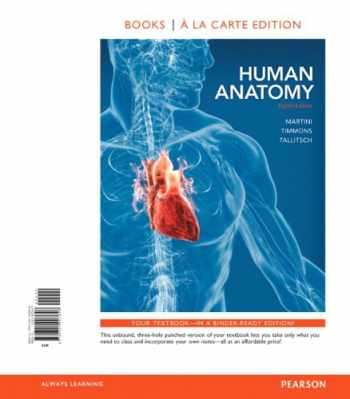 9780321907646-0321907647-Human Anatomy, Books a la Carte Edition (8th Edition)