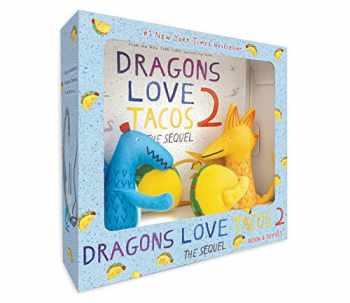 9781984815774-1984815776-Dragons Love Tacos 2 Book and Toy Set