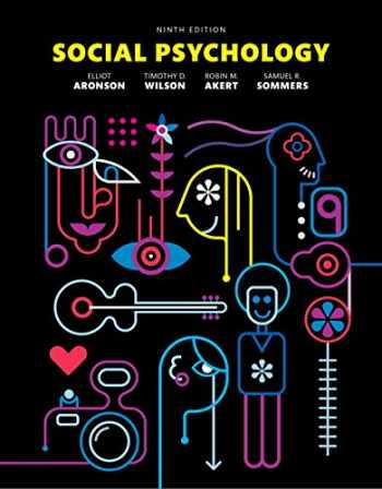 9780134131030-0134131037-Social Psychology Plus NEW MyLab Psychology with Pearson eText -- Access Card Package (9th Edition)