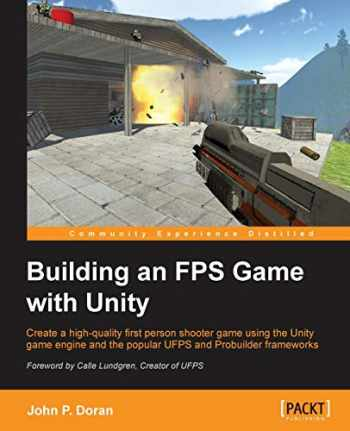 9781782174806-178217480X-Building an FPS Game with Unity
