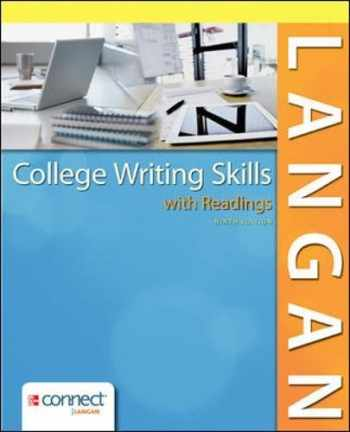 9780078036279-0078036275-College Writing Skills with Readings