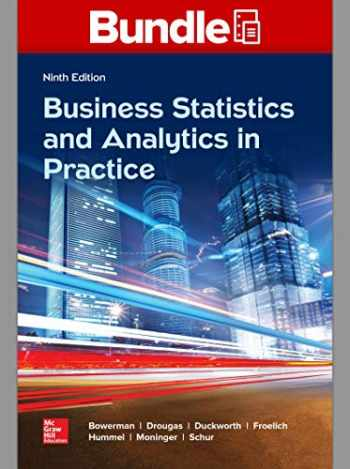 9781260516715-1260516717-GEN COMBO LL BUSINESS STATISTICS IN PRACTICE; CONNECT AC