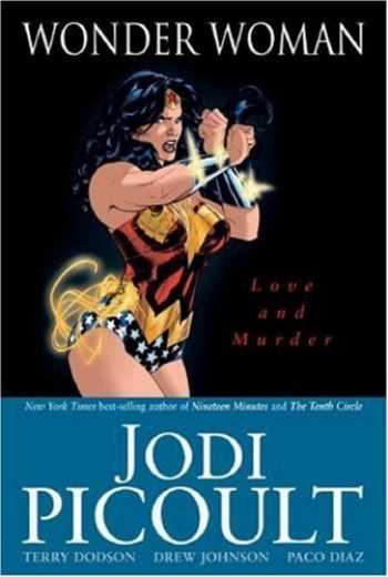 9781401214876-1401214878-Wonder Woman: Love and Murder