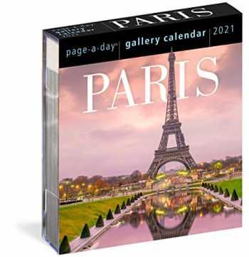 9781523509935-1523509937-Paris Page-A-Day Gallery Calendar 2021