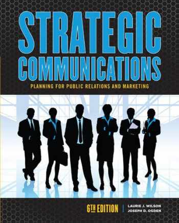9781465249159-146524915X-Strategic Communications Planning for Public Relations and Marketing