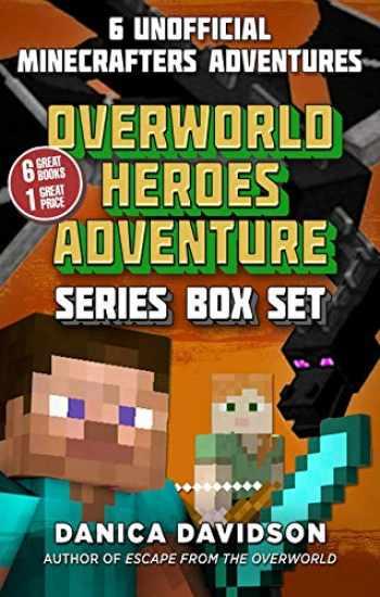 9781510737990-1510737995-An Unofficial Overworld Heroes Adventure Series Box Set