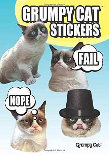 9780486791647-0486791645-Grumpy Cat Stickers