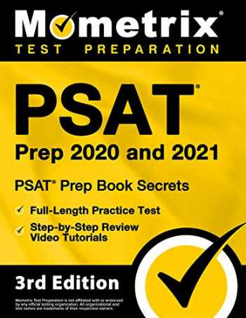 9781516742127-1516742125-PSAT Prep 2020 and 2021 - PSAT Prep Book Secrets, Full-Length Practice Test, Step-by-Step Review Video Tutorials [3rd Edition]