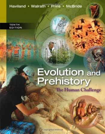 9781285061412-1285061411-Evolution and Prehistory: The Human Challenge