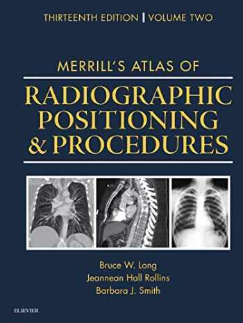 9780323263436-0323263437-Merrill's Atlas of Radiographic Positioning and Procedures: Volume 2