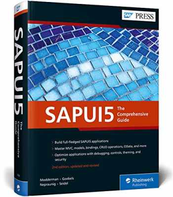 9781493219001-1493219006-SAPUI5: The Comprehensive Guide to UI5 (2nd Edition) (SAP PRESS)