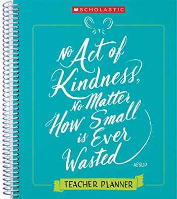 9781338233520-1338233521-Teacher Kindness Planner: A year's worth of ideas to build a culture of kindness in your classroom