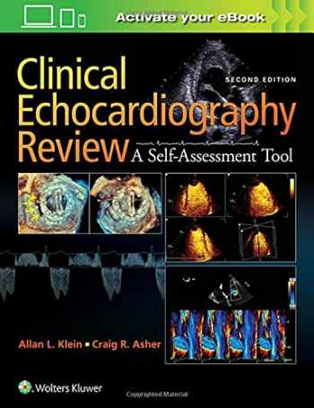 9781451195378-1451195370-Clinical Echocardiography Review