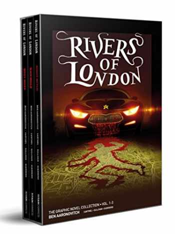 9781785869303-1785869302-Rivers of London: 1-3 Boxed Set