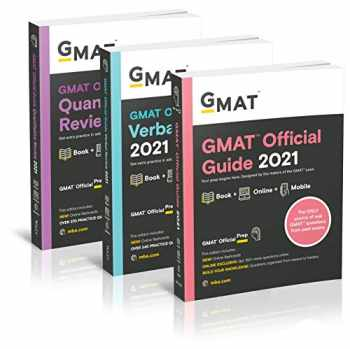 9781119689652-1119689651-GMAT Official Guide 2021 Bundle, Books + Online Question Bank: Books + Online Question Bank