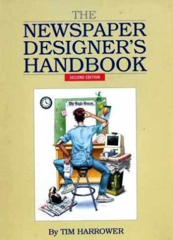 9780697133823-0697133826-The Newspaper Designer's Handbook