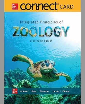 9781260411126-1260411125-Connect Access Card for Integrated Principles of Zoology