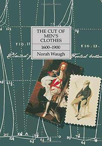 9780878300259-0878300252-The Cut of Men's Clothes: 1600-1900