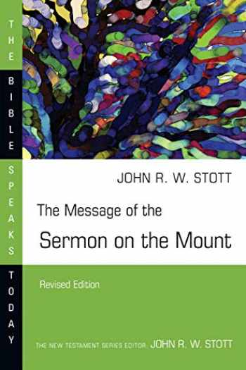 9780830824236-0830824235-The Message of the Sermon on the Mount (The Bible Speaks Today Series)