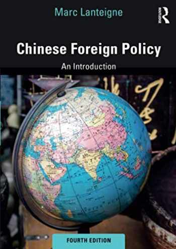 9781138345409-1138345407-Chinese Foreign Policy