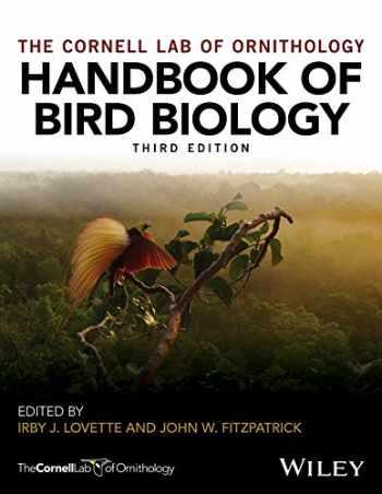 9781118291054-1118291050-Handbook of Bird Biology (Cornell Lab of Ornithology)