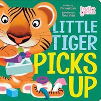 9781479522880-1479522880-Little Tiger Picks Up (Hello Genius)