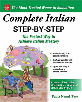 9781260463231-1260463230-Complete Italian Step-by-Step