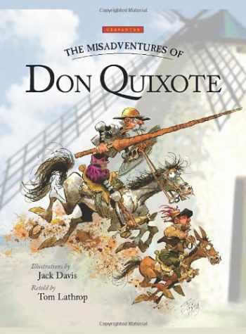 9780942566581-0942566580-The Misadventures of Don Quixote