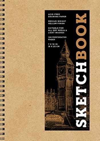 9781454931492-1454931493-Sketchbook (Basic Medium Spiral Kraft) (Sterling Sketchbooks)