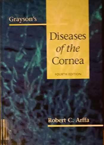 9780815136545-0815136544-Grayson's Diseases of the Cornea
