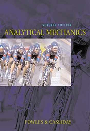 9780534494926-0534494927-Analytical Mechanics