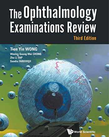 9789813221000-9813221003-The Ophthalmology Examinations Review: 3rd Edition