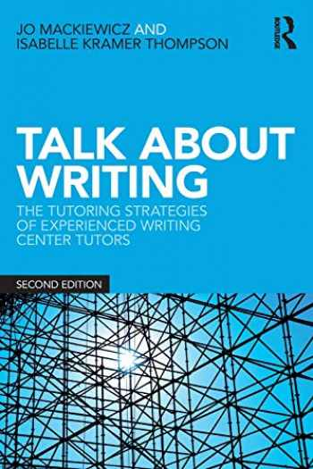 9781138575035-1138575038-Talk about Writing