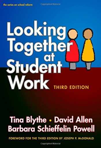 9780807756461-0807756466-Looking Together at Student Work (the series on school reform)