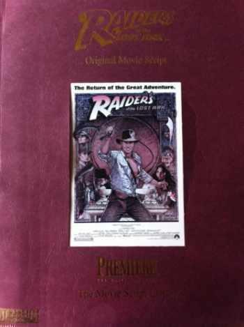 9781566933186-1566933188-Raiders of the Lost Ark: Original Movie Script