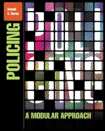 9780133024401-0133024407-Policing: A Modular Approach Plus NEW MyCJLab with Pearson eText -- Access Card Package