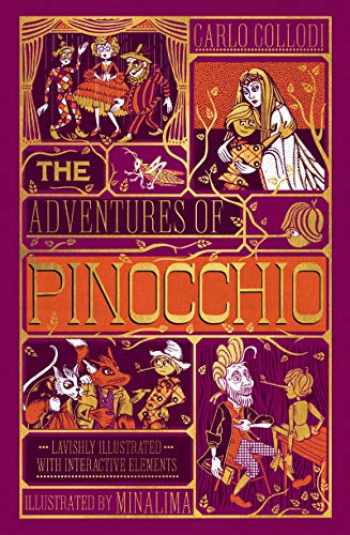 9780062905277-0062905279-Adventures of Pinocchio, The [Ilustrated with Interactive Elements]