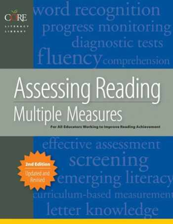 9781571284648-1571284648-Assessing Reading Multiple Measures, 2nd Edition