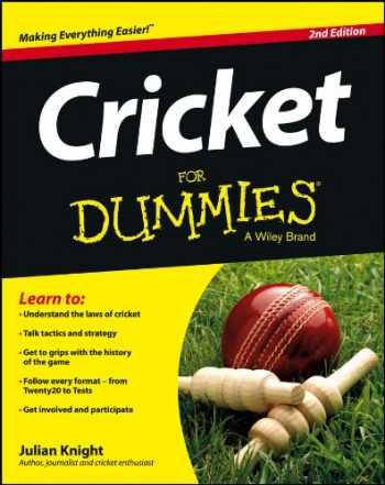 9781118480328-1118480325-Cricket For Dummies