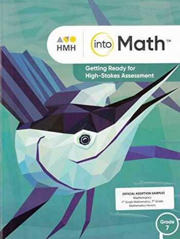 9780358116196-0358116198-HMH: into Math Getting Ready for High-Stakes Assessment Grade 7