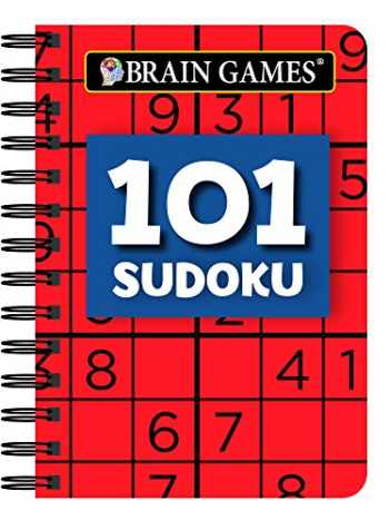 9781680229387-1680229389-Brain Games Mini - 101 Sudoku