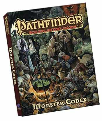 9781640781849-1640781846-Pathfinder Roleplaying Game: Monster Codex Pocket Edition