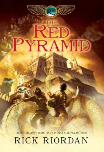 9781423113454-1423113454-The Red Pyramid (The Kane Chronicles, Book 1)