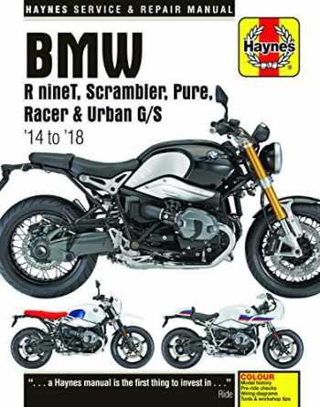 9781785214028-1785214020-BMW R nineT (2014 - 2018) Haynes Repair Manual (Haynes Powersport)