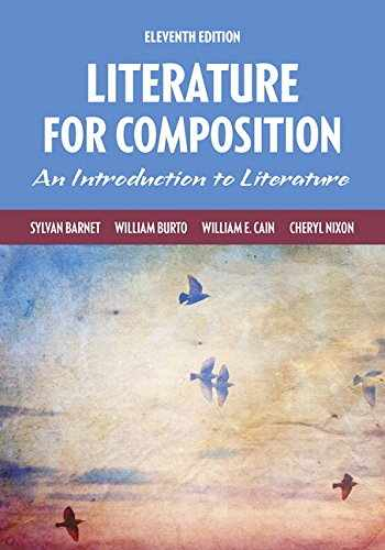 9780134099149-0134099141-Literature for Composition (11th Edition)