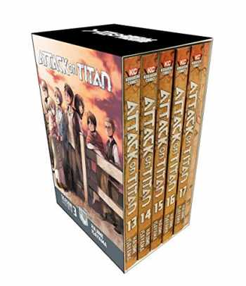 9781632366559-163236655X-Attack on Titan Season 3 Part 1 Manga Box Set